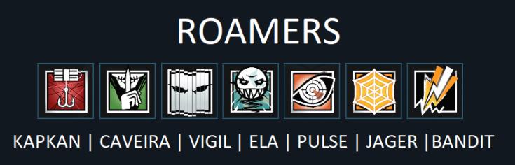 roamers