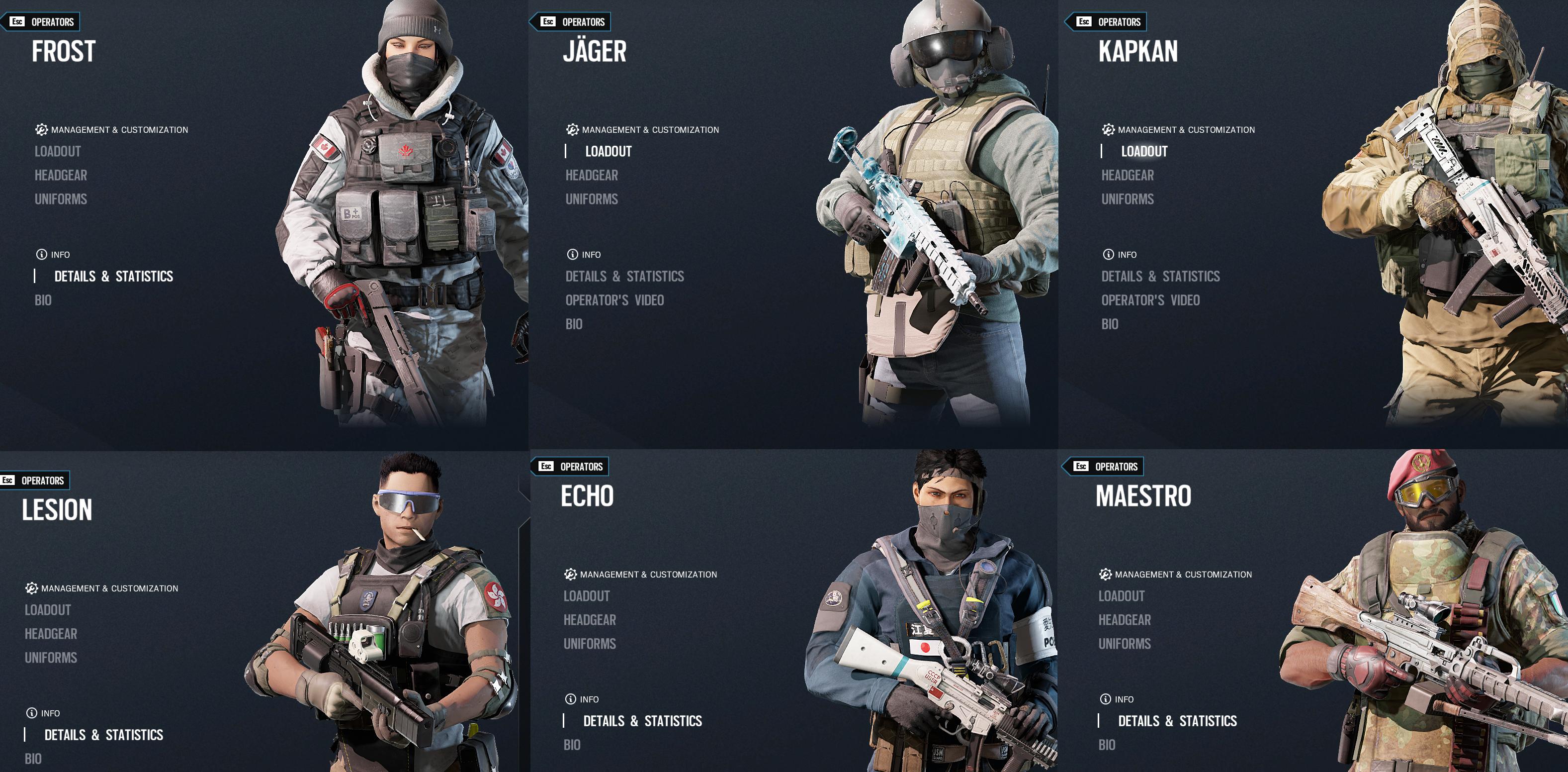 Rainbow Six Siege: Denial Ops – Reforged Gaming