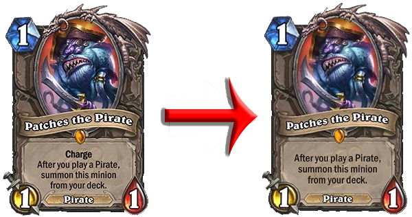 Patches the Pirate nerf