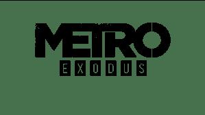 Metro Exodus Logo - 1280x720