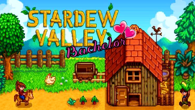 Stardew Valley Bachelor – Part 1 – Reforged Gaming